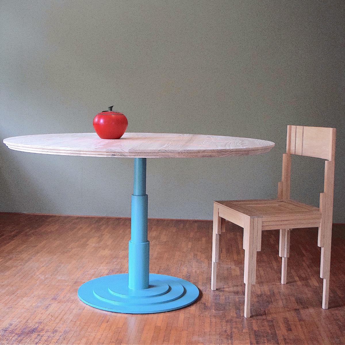 webRS tafel rond 1e keus Object